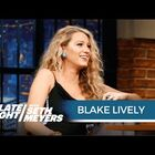 Blake Lively talks about being pregnant!!