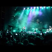 [video] Soundgarden first gig with new drummer
