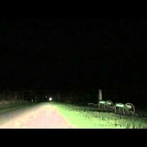 VIDEO - Ghost spotted limping around the Gettysburg battlefield