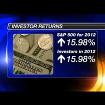 Investors not reaping market benefits