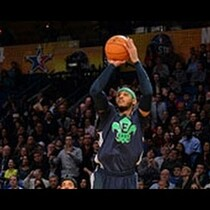 Kay Rich: Carmelo Anthony Breaks an All-Star Record