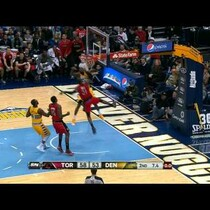 VIDEO: NBA Slam Dunk Competition Field Set
