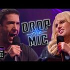 Rebel Wilson and David Schwimmer Own James Corden In Rap Battle