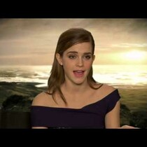 Emma Watson on NOAH and it's director Darren Aronofsky