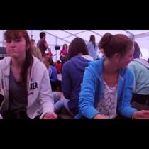 Irish Students Perform Amazing Rendition Of 'Cups'