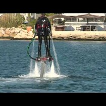 What is Fly Boarding?