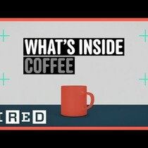 WATCH: What's Actually Inside An Average Cup of Coffee -- Wired Magazine