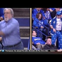 WATCH: Old Man Dance Off