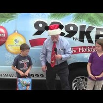 Kids helping kids!  More Cheermobile news ..