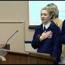 Bizarre Speech from Marion Co. School Board Official Going Viral
