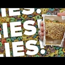 WATCH: Your Food Is A Lie