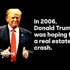 VIDEO: Hillary's attack advert - Donald Trump rooted for the real estate crash