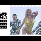 Britney Spears Returns To The VMA's