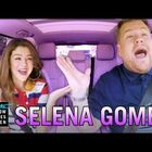 Where do Selena and James end up on Carpool karaoke??