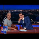 Jon Stewart Takes Over Colbert To Discuss RNC and The Media