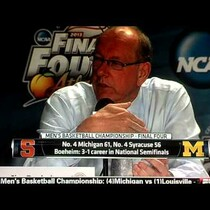 Jim Boeheim at it again