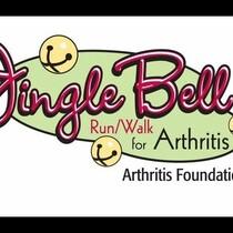 The Jingle Bell Run/Walk in OC...raising $$ for the Arthritis Foundation & The LA Regional Food Bank!!