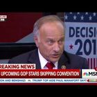WATCH: Rep. Steve King's comments being called 'racist'