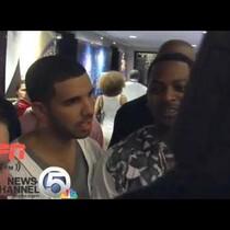 Drake Denied Entry to The Heat Locker room!