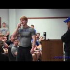 MASCARA ALERT! Duke Football Player Earns A Scholarship...His Dad Gets To Break The News [Video]