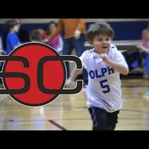 Uncle Turns His Nephew's First Basketball Points Into Sportscenter Clip