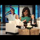 Hillary Clinton Was On Ellen Today, Trying To Be Cool
