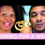 People Get Married for a Week