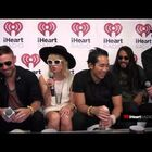 iHeartRadio @ Lollapalooza 2014: The Airborne Toxic Event