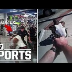 WATCH: Former Hokie Marcus Vick RUNS From The Cops!!