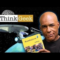 Michael Dorn is cool.  So is Kingon now that we can all learn it.... Right?