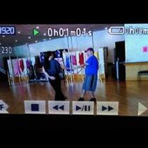 My dance looks horrible!