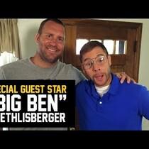 Ben Roethlisberger, Pittsburgh Dad, and Fantasy Football
