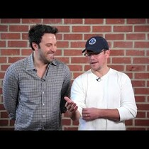 Ben Affleck & Matt Damon's hilarious new video