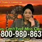 MISS CLEO: Dead at 53
