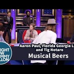 FGL Played Musical Beers with Jimmy Fallon