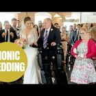 Paralysed Dad Walks His Daughter Down The Aisle