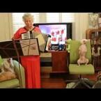 Smile Today... Watch A Hairless Dog Dance To Grandma's Polka Music