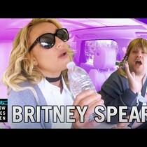 Britney Spears on Carpool Karaoke