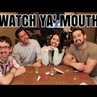 Friends Play Game With Dental Mouth Openers...
