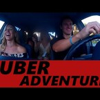 Uber Driver Shows Montage of Crazy Passengers