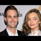 Miranda Kerr And Snapchat Co-Founder Are Engaged!
