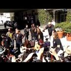Megadeth Performing Acoustic Set in Argentina