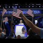 Democratic Presidential Nominee Hillary Clinton's Speech