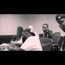 Video: P.Diddy Rick Ross studio time at 4 in the morning #megadeath