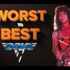 Van Halen Albums Worst to Best