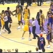 Kobe Bryant's First Fight