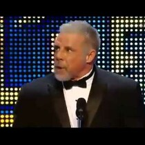 RIP The Ultimate Warrior - His WWE Hall of Fame speech