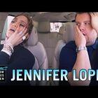 J-Lo and James doin the Carpool Karaoke.  Don't miss it!