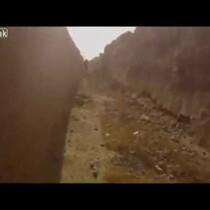POV Video of Soldier Surviving IED Blast