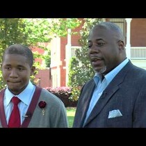 Feel Good News ~ Father and Son Graduate from Morehouse Together